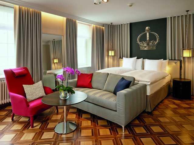 Zfv ein neues wohlf hlambiente im sorell hotel krone in for Sorell hotel krone