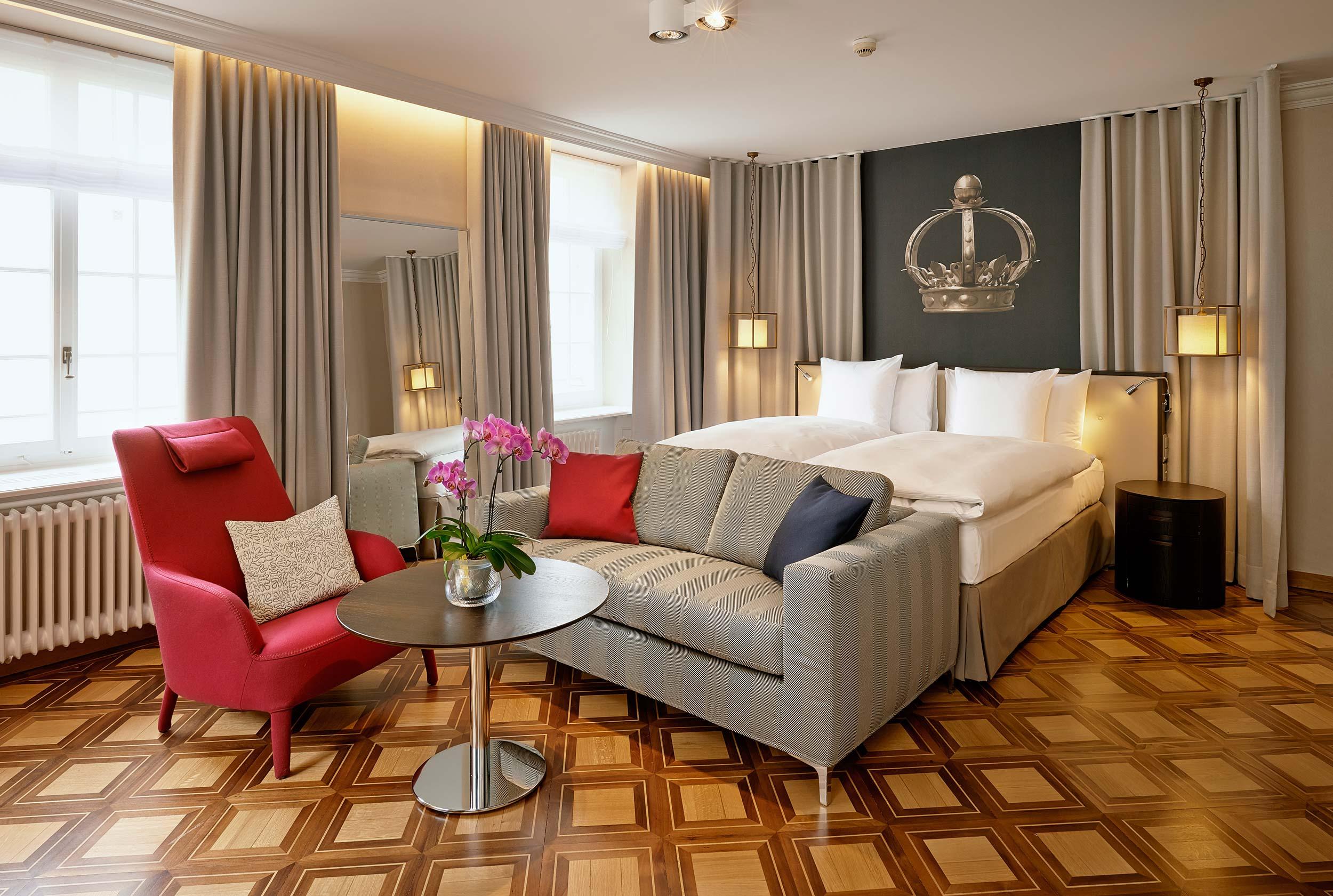 Zfv medien for Sorell hotel krone
